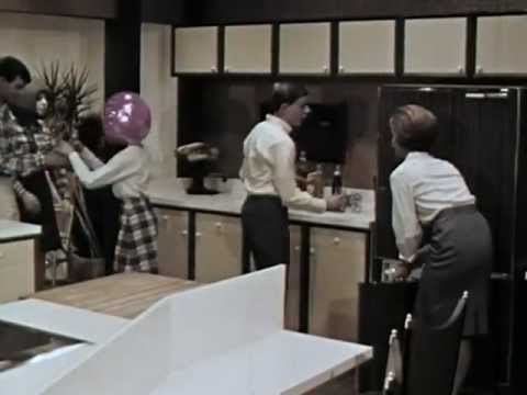 Suzy homemaker a day in the life of a kitchen 1966 Classic home appliance films