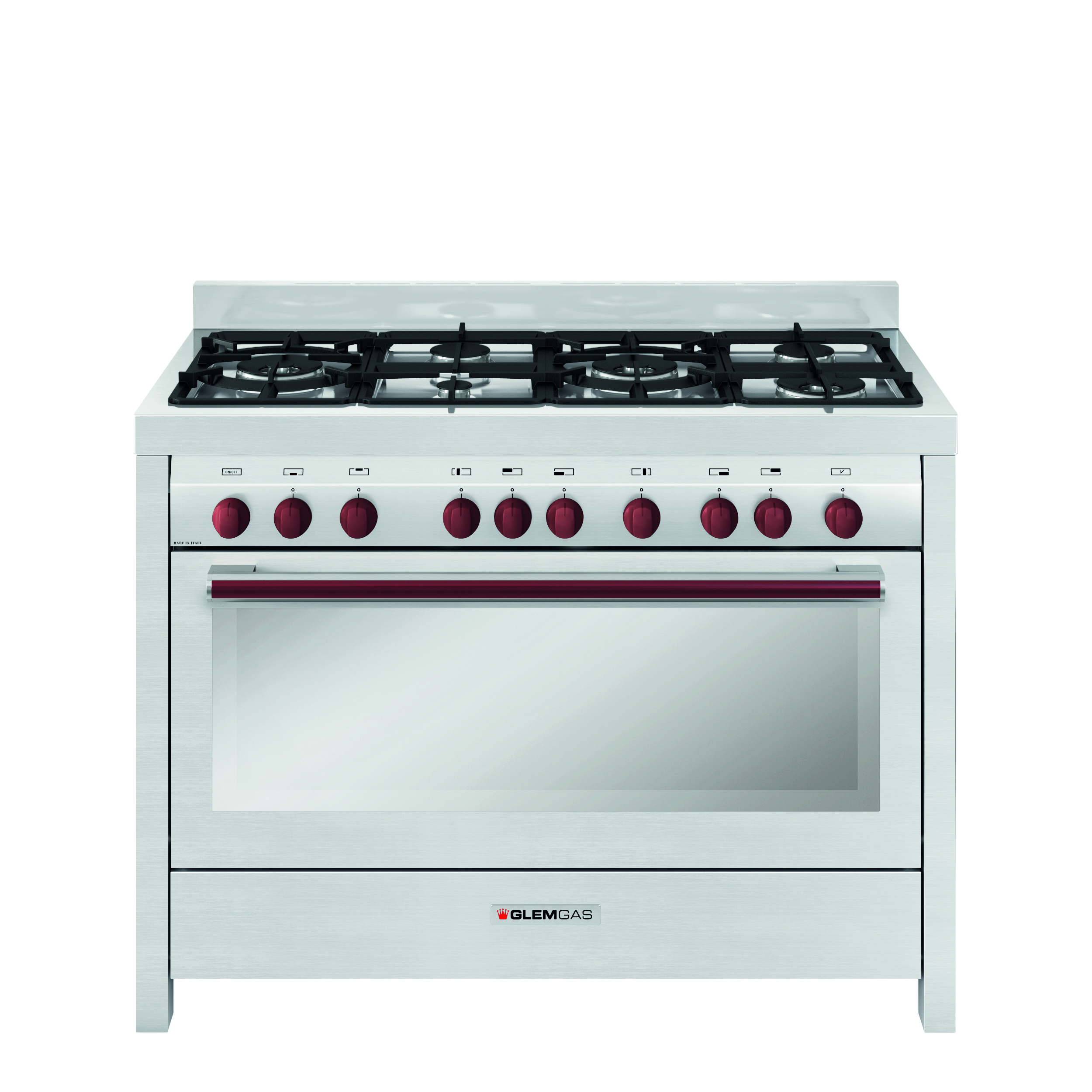 The New Gas Cooker Branded Glem, MAGNIFICA Part 31