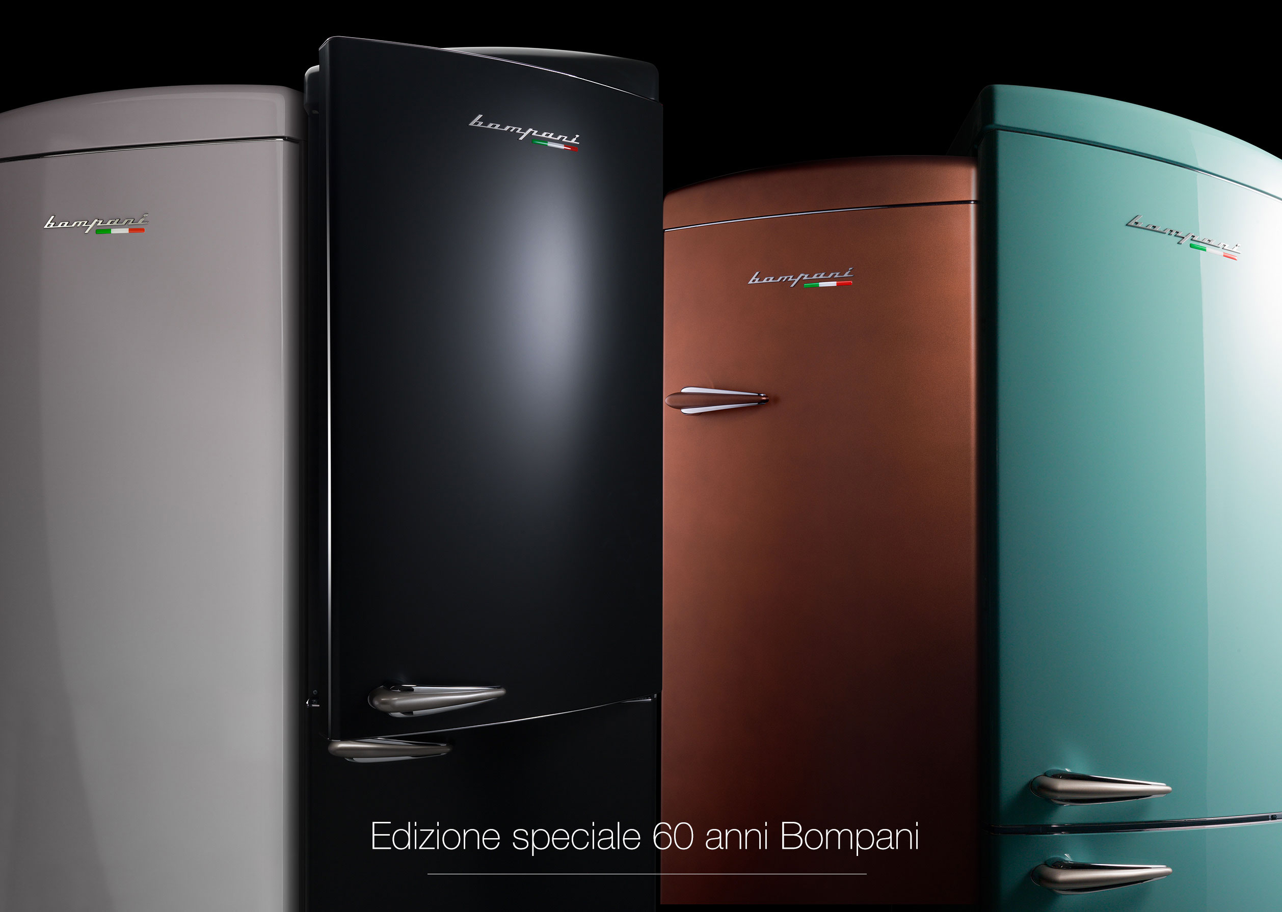 Bompani presents the new Retrò line - Home Appliances World