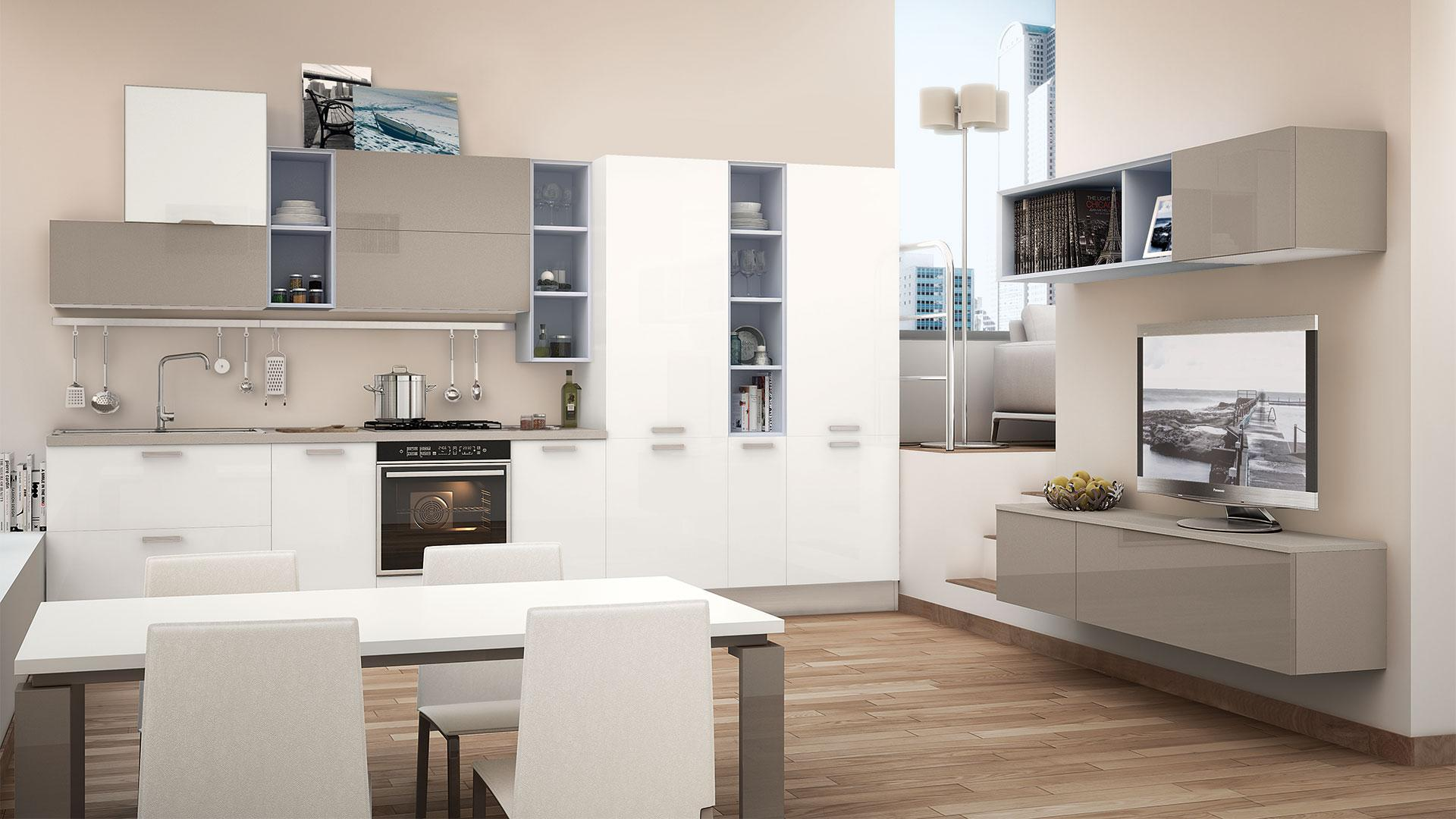 Large presence abroad for Cucine Lube - Home Appliances World