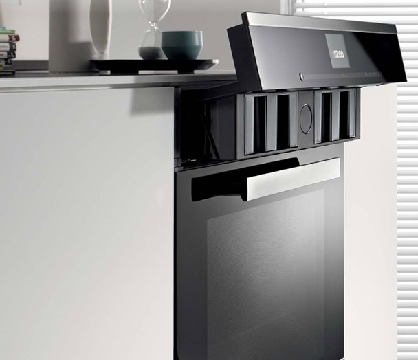 Iot partnership between miele and microsoft home appliances world - Forno a vapore opinioni ...