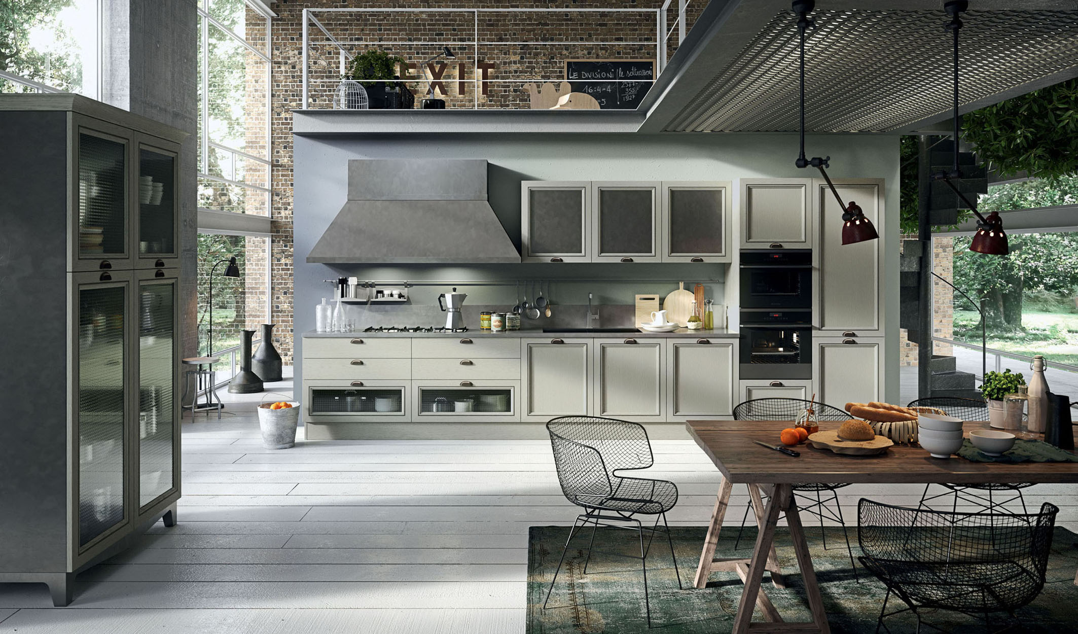 Cucine low cost milano best cucine componibili milano con moderne componibili lube gaia e - Cucine on line low cost ...