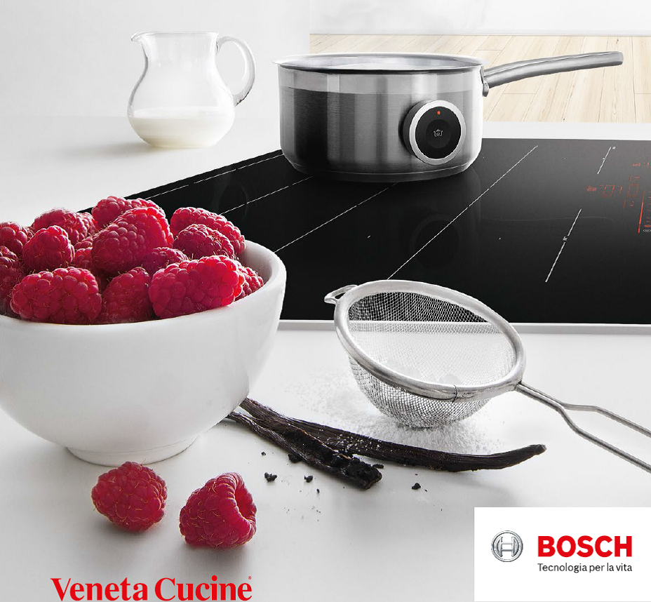 bosch: the german quality meets the italian taste - home ... - Cucine Bosch