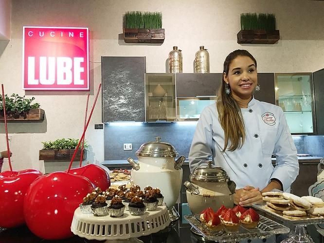 Party in Santo Domingo for Cucine Lube - Home Appliances World