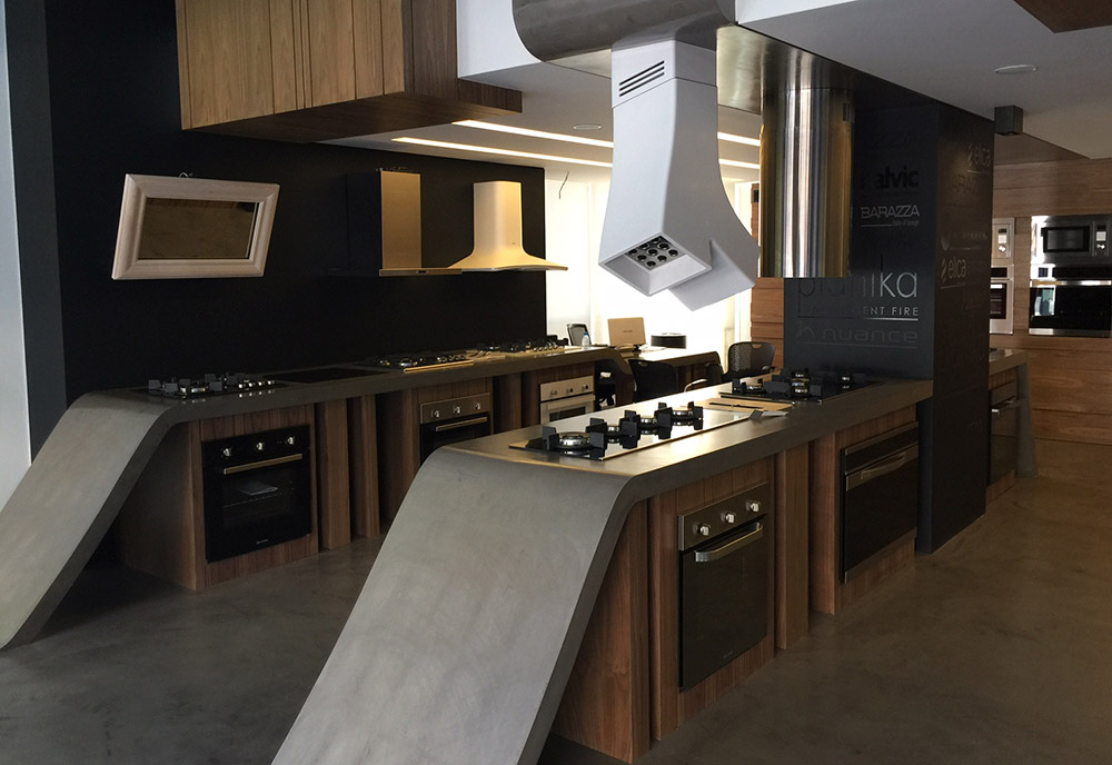 Smalvic made in italy in the world home appliances world for Kitchen design companies in lebanon