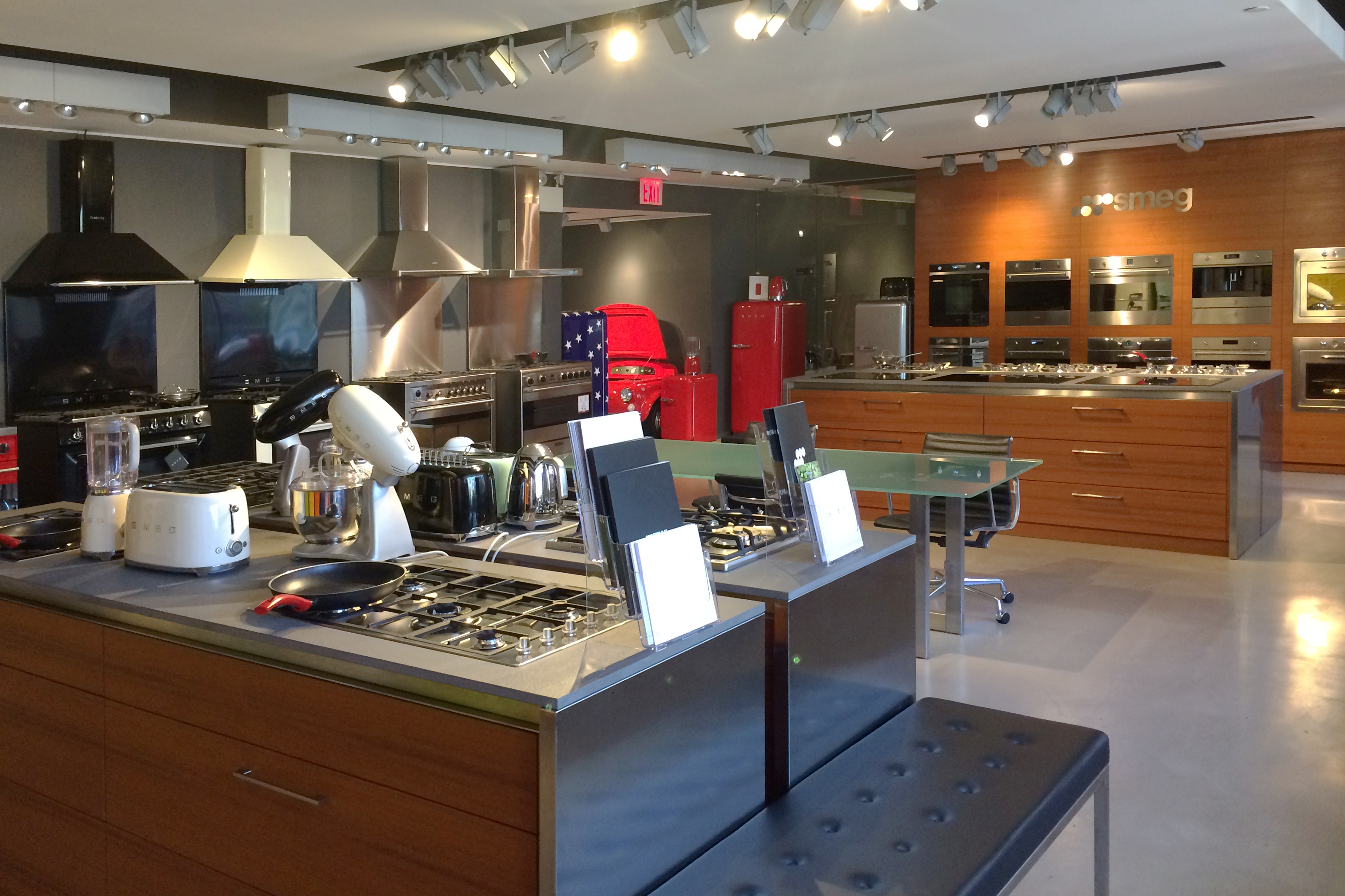Special Events At Smeg S Shop In New York Home