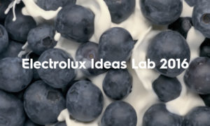 Electrolux Ideas Lab is open