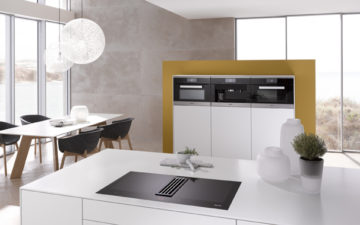 Miele presents its TwoInOne for the kitchen