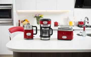 The new RETRO collection by Russell Hobbs