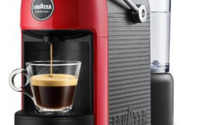 Jolie, the new coffee machine by Lavazza
