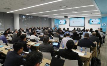 Samsung first 5G Summit