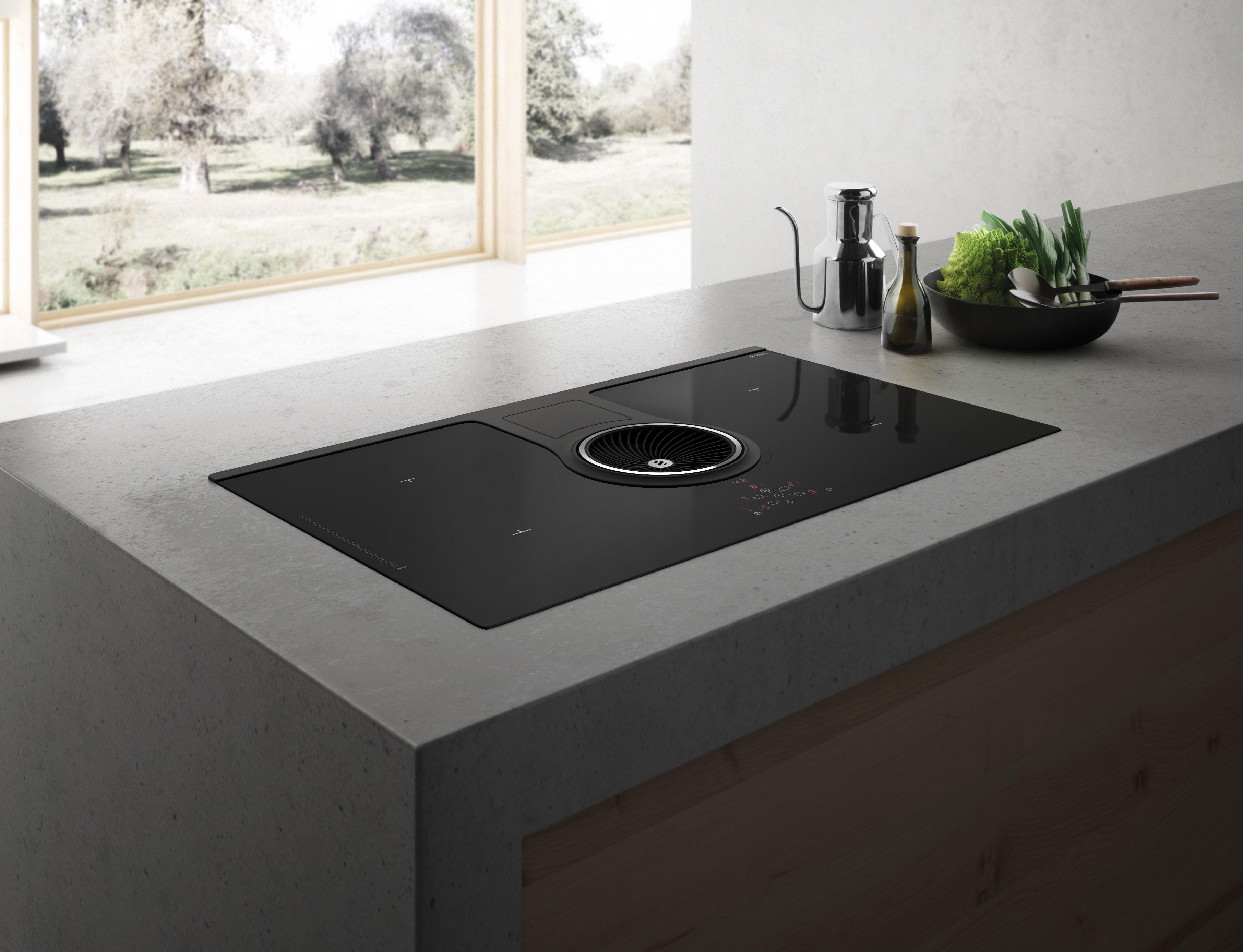 elica wins three good design awards home appliances world