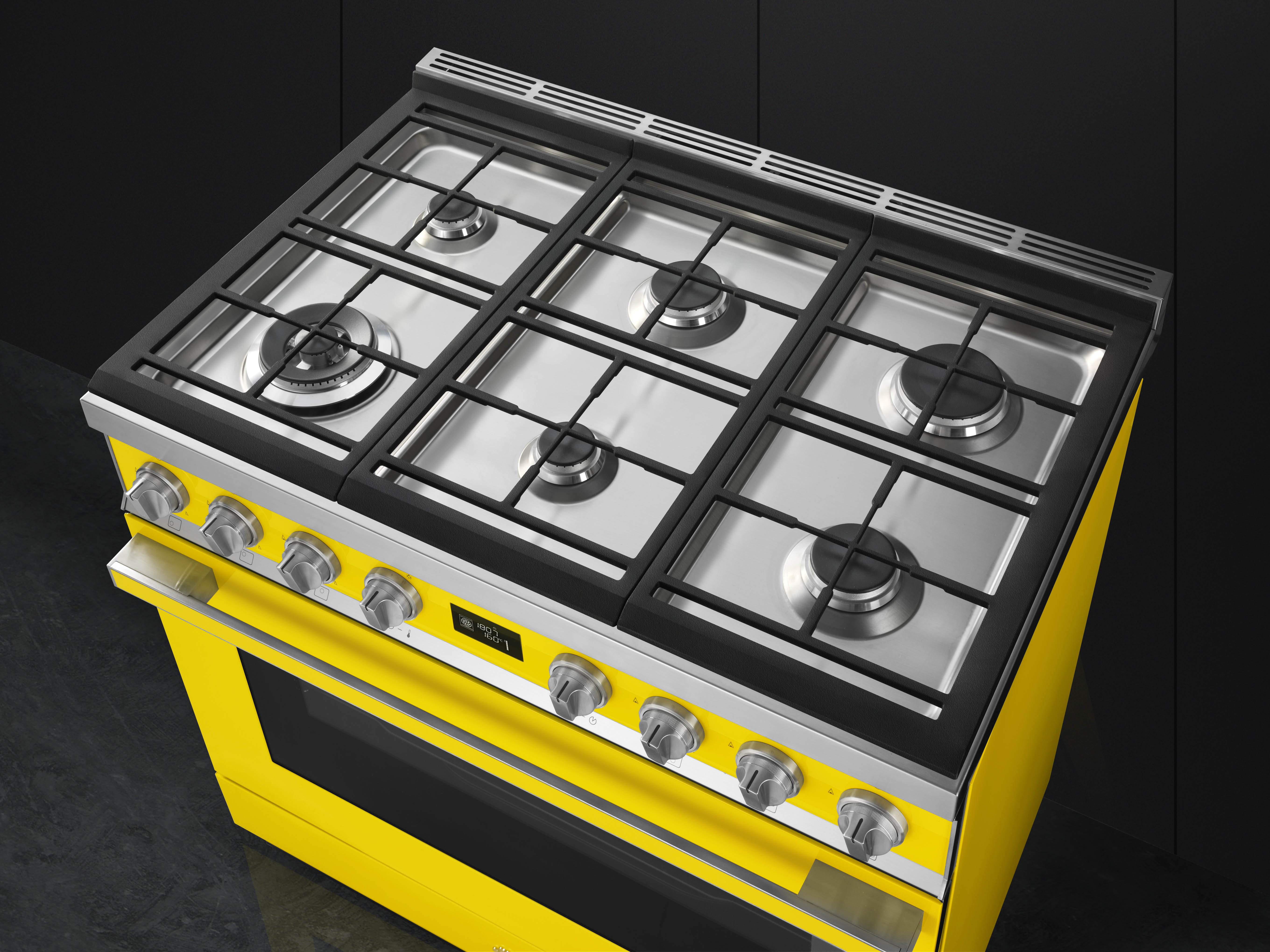 Kitchen appliances different colors - Smeg Portofino Is Inspired By The Colors Of The Famous Ligurian Village And Is Designed To Give Character To The Kitchen With Its Different Colors
