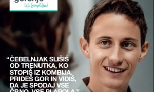 Gorenje, once again with the Slovenian Nordic Ski Teams
