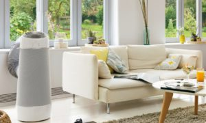 AirFlower: the new air conditioner by Electrolux