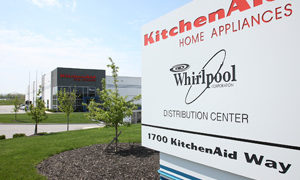 Whirlpool celebrates the new Ohio Factory Distribution Center