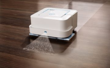 iRobot exceeds the expectations