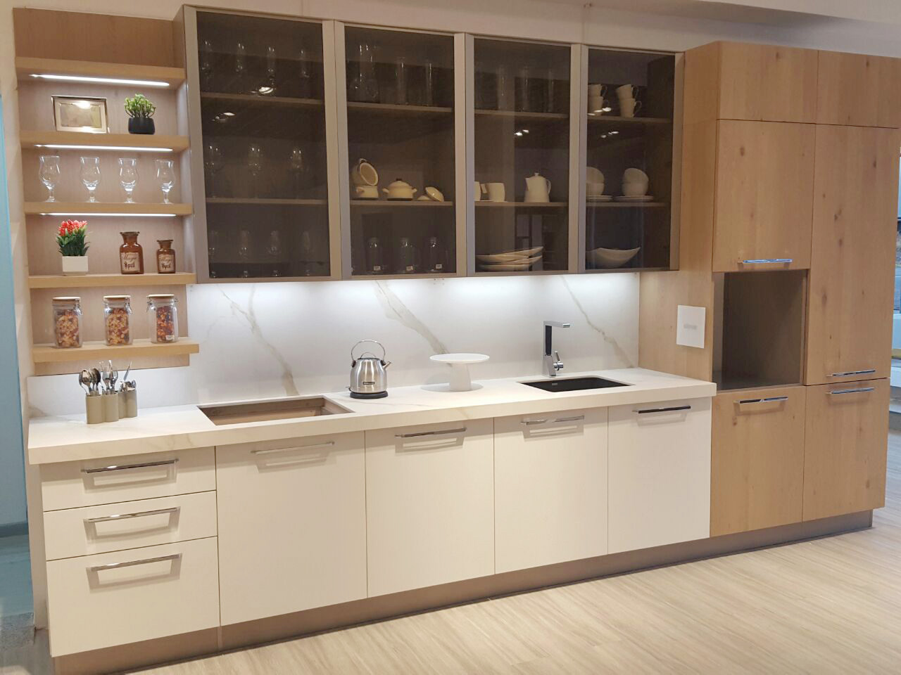 Cucine Lube Has Recently Opened A New Showroom In In Escazù, The Capital Of  The Homonymous Canton Located In The Province Of San José, Costa Rica.