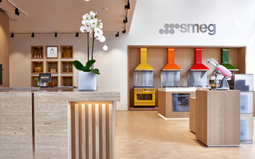 Smeg: new flagship store in London