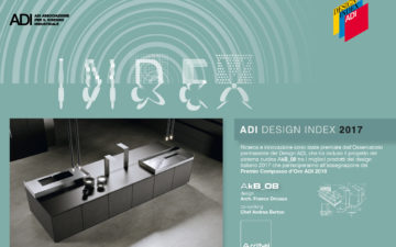 Arrital enters the Adi Design Index 2017