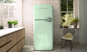 Smeg: new design and more efficiency for the new FAB50 version