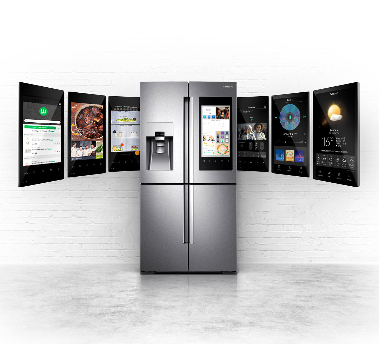 samsung appliances focuses on premium lineup home appliances world. Black Bedroom Furniture Sets. Home Design Ideas