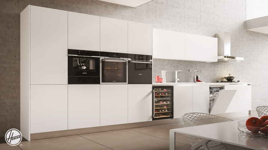 Cucine Lube chooses Hoover - Home Appliances World