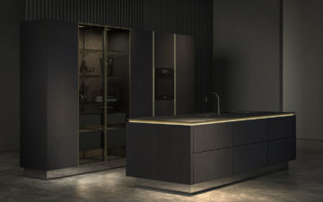 PURE, the new kitchen concept signed by SieMatic