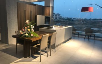 Cucine Lube opens a store in Oman
