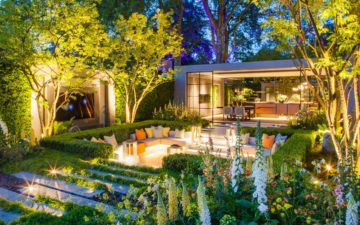 Salinas by Boffi at 2018 RHS Chelsea Flower Show
