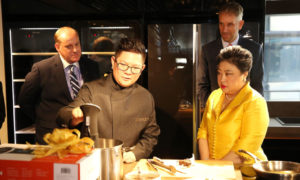 Electrolux Taste Center opened in Bangkok