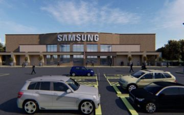 New Samsung Connected Customer Care Center will be opened in South Carolina