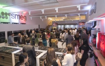 First Smeg showroom in Mexico