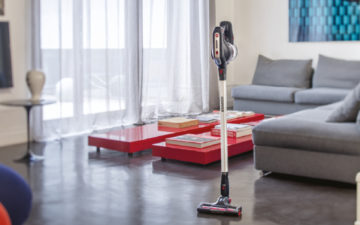 Hoover presents its new H-Free broom