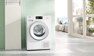 Very good rating for a Miele dryer