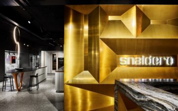 New Snaidero flagship store in Sydney