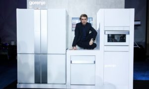 Gorenje premium appliances arrives in the Chinese market