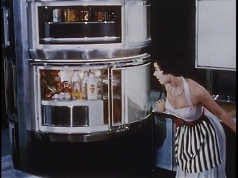 Kitchens Of The Future 1956 Home Appliances World