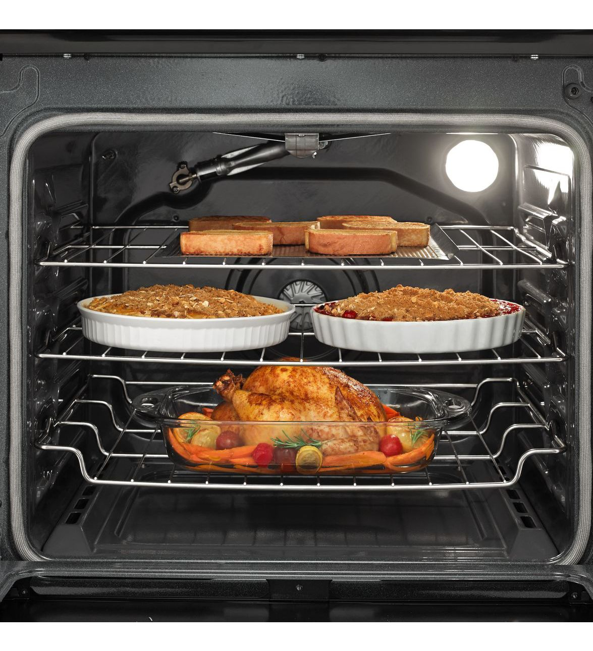 A New Way Of Cooking With Whirlpool Advanced Premium Range