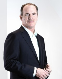 Keith McLoughlin, Electrolux president and CEO