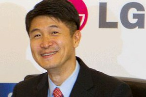 Juno Cho, president and ceo of LG Electronics Mobile Communications Company