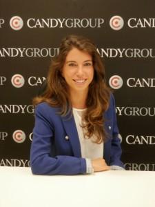 Valentina Rosmino, Italy trade marketing manager built-in of Candy