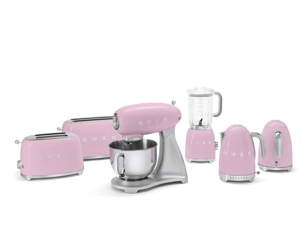 Smeg New Colors For The 50s Collection Home Appliances World