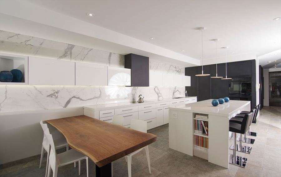Sub zero wolf celebrated the kitchen design contest winners