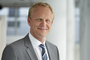 Jonas Samuelson, President and CEO of AB Electrolux