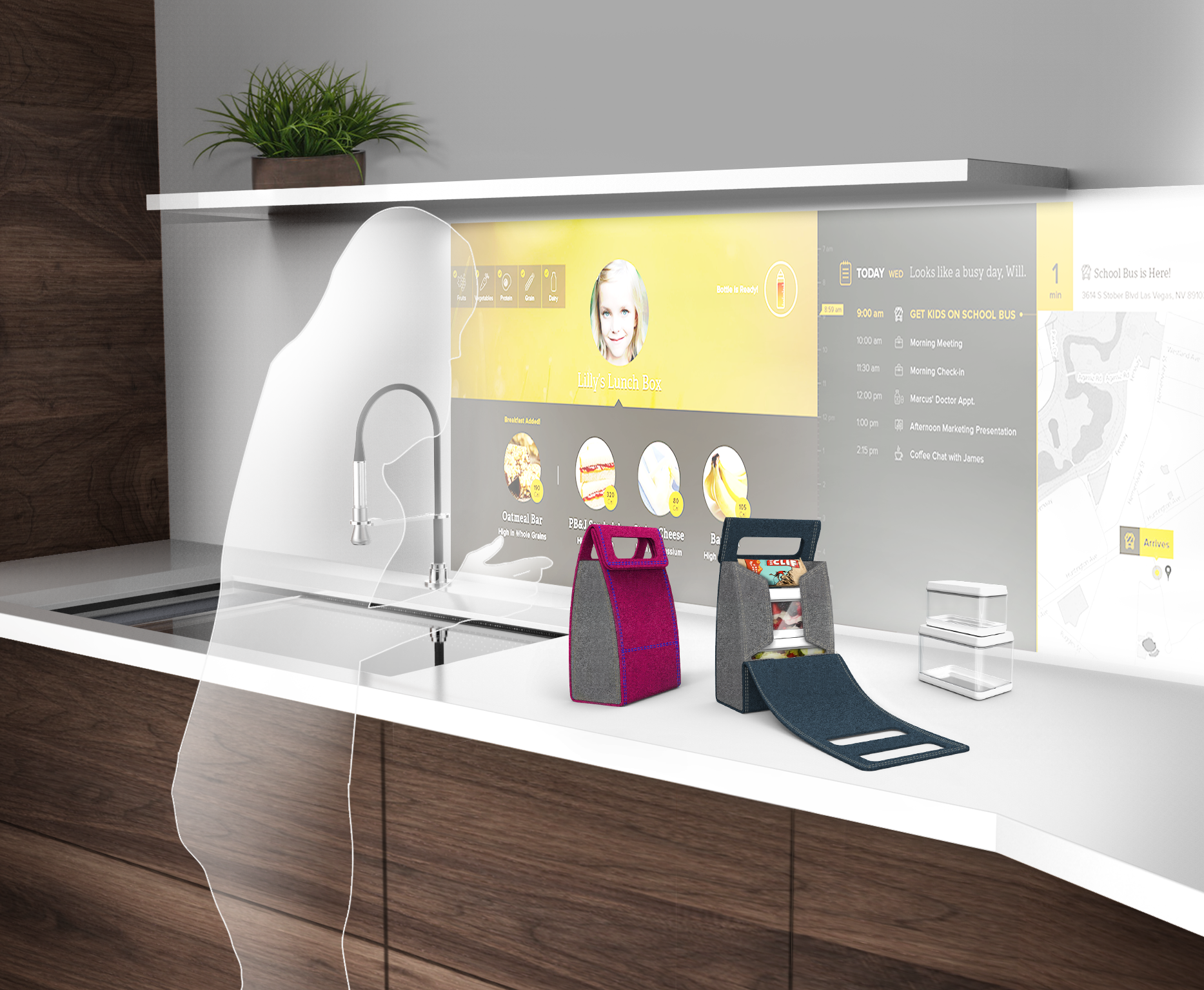 The Kitchen Of The Future According To Whirlpool Home