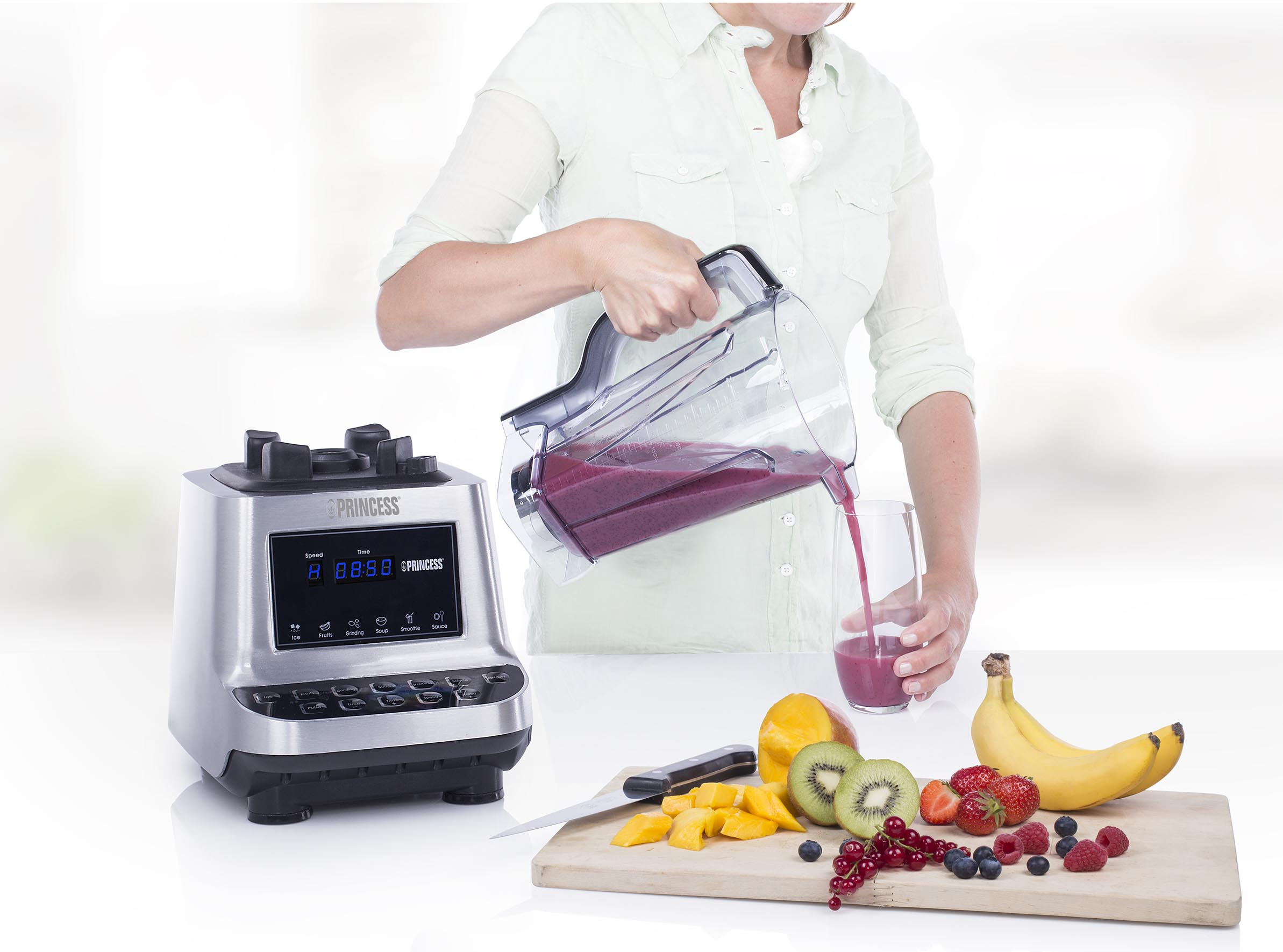 The New Blender By Princess Home Appliances World