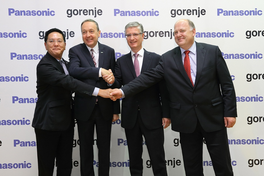Gorenje And Panasonic Are Working To Define A Due