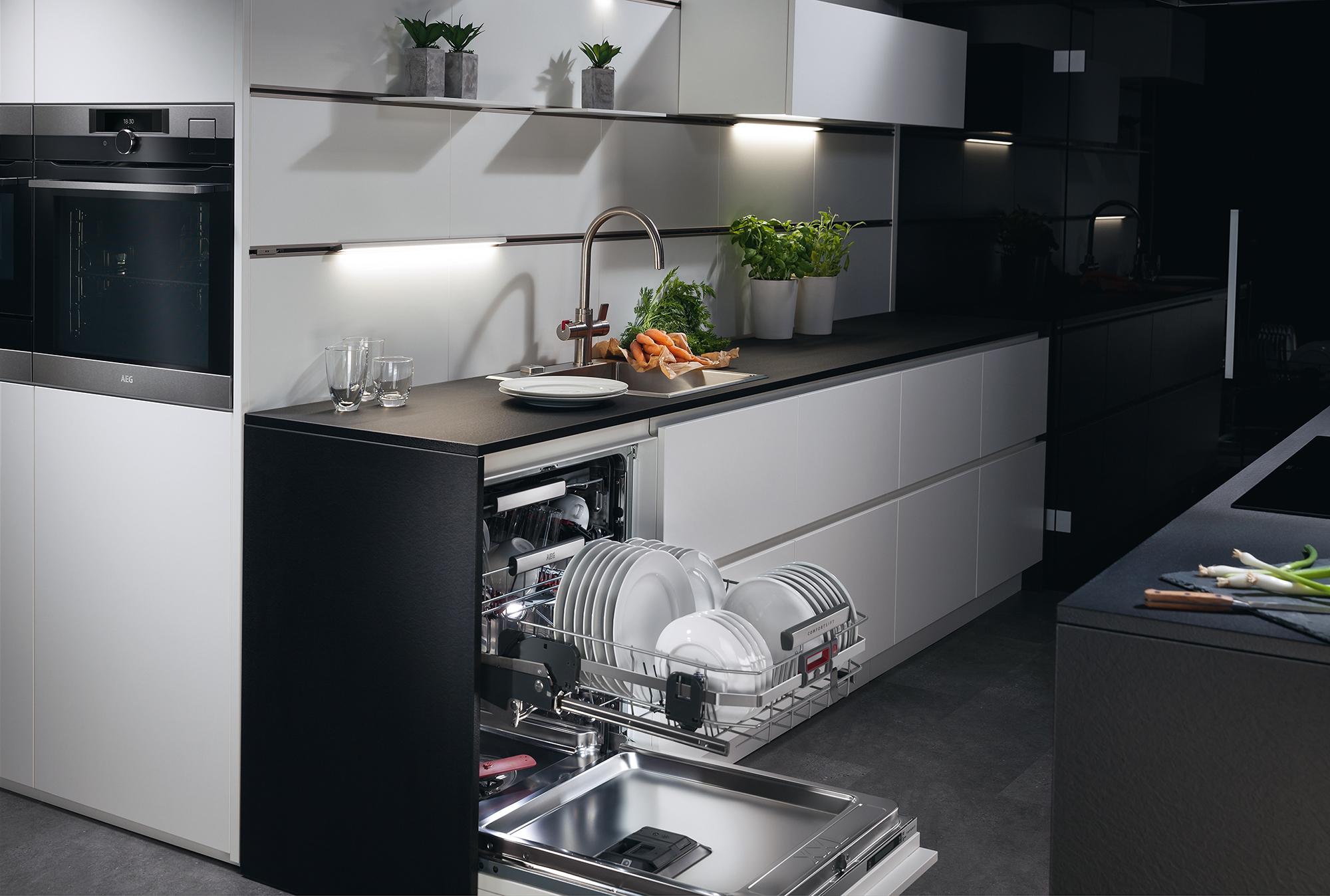 Electrolux Presented The New Aeg Range Home Appliances World
