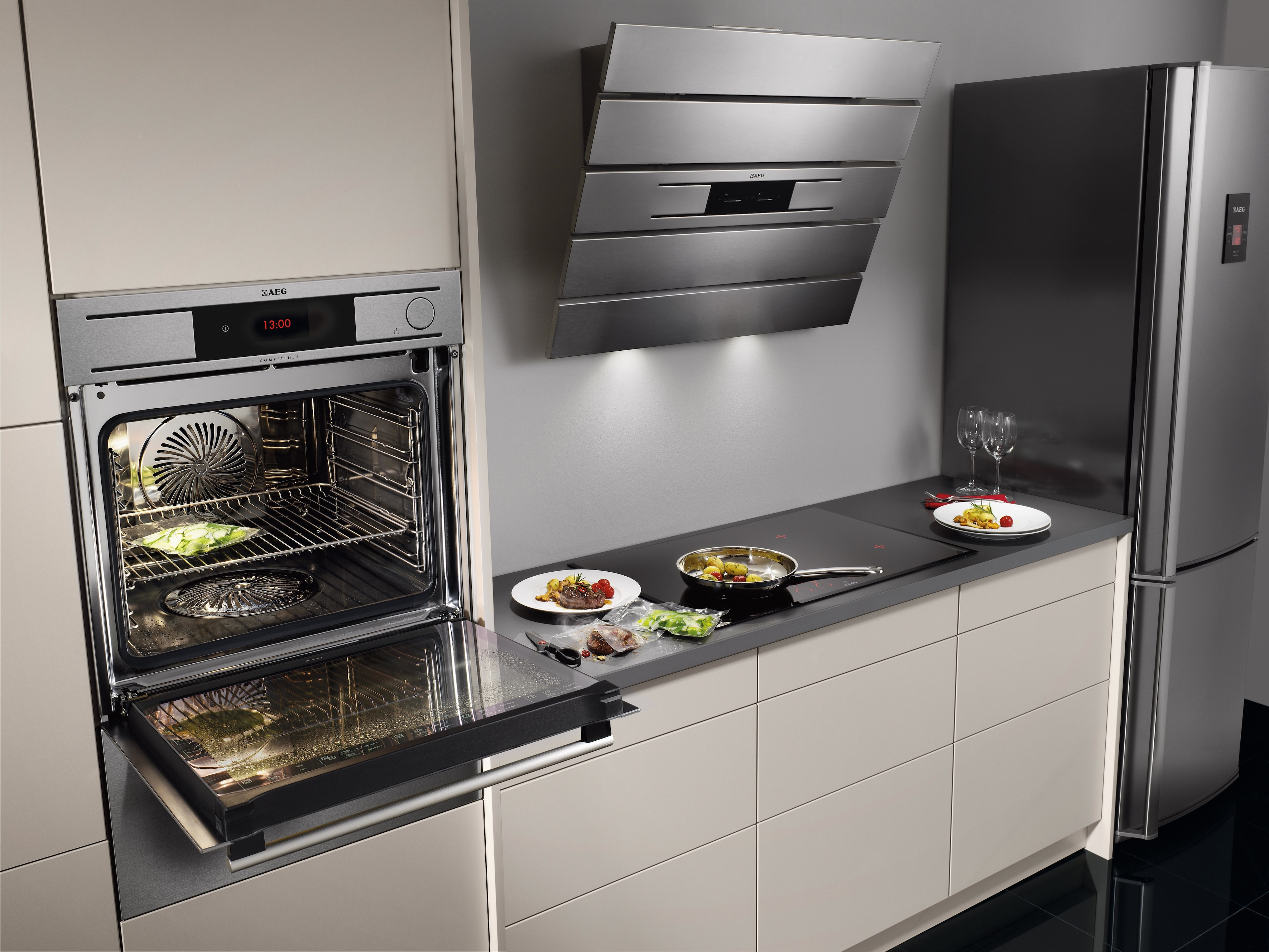 Electrolux: good results especially for premium products